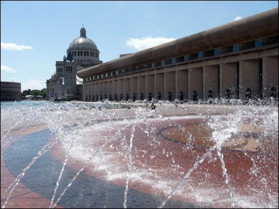 CSC-fountain