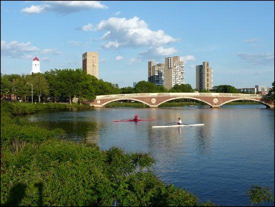 Harvard-river