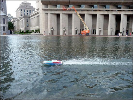 CSC-speedboat