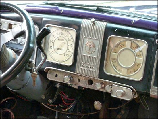 Chrysler-dashboard