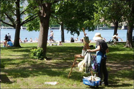 Esplanade-painter