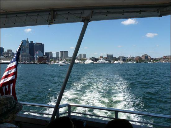 Harbor-wake