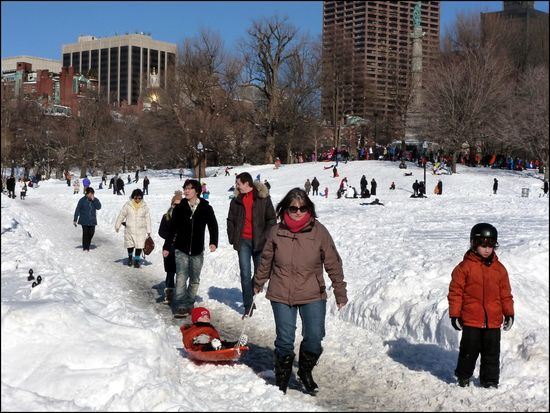 Sledding_BostonCommon