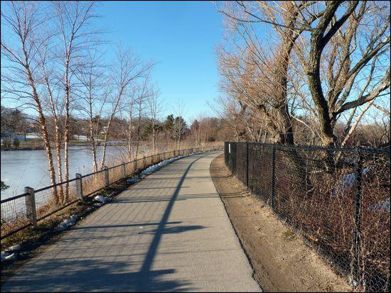 FreshPond-trail