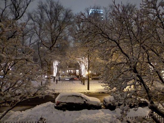 CommAve-snow